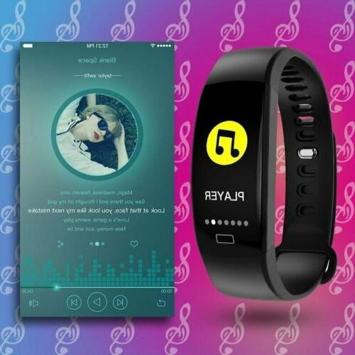 Sports Waterproof Oxygen Rate Watch Bracelet Tracker