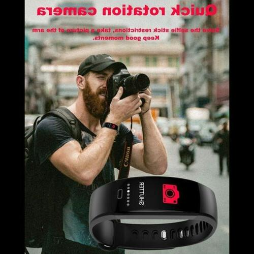 Sports Waterproof Blood Oxygen Heart Watch