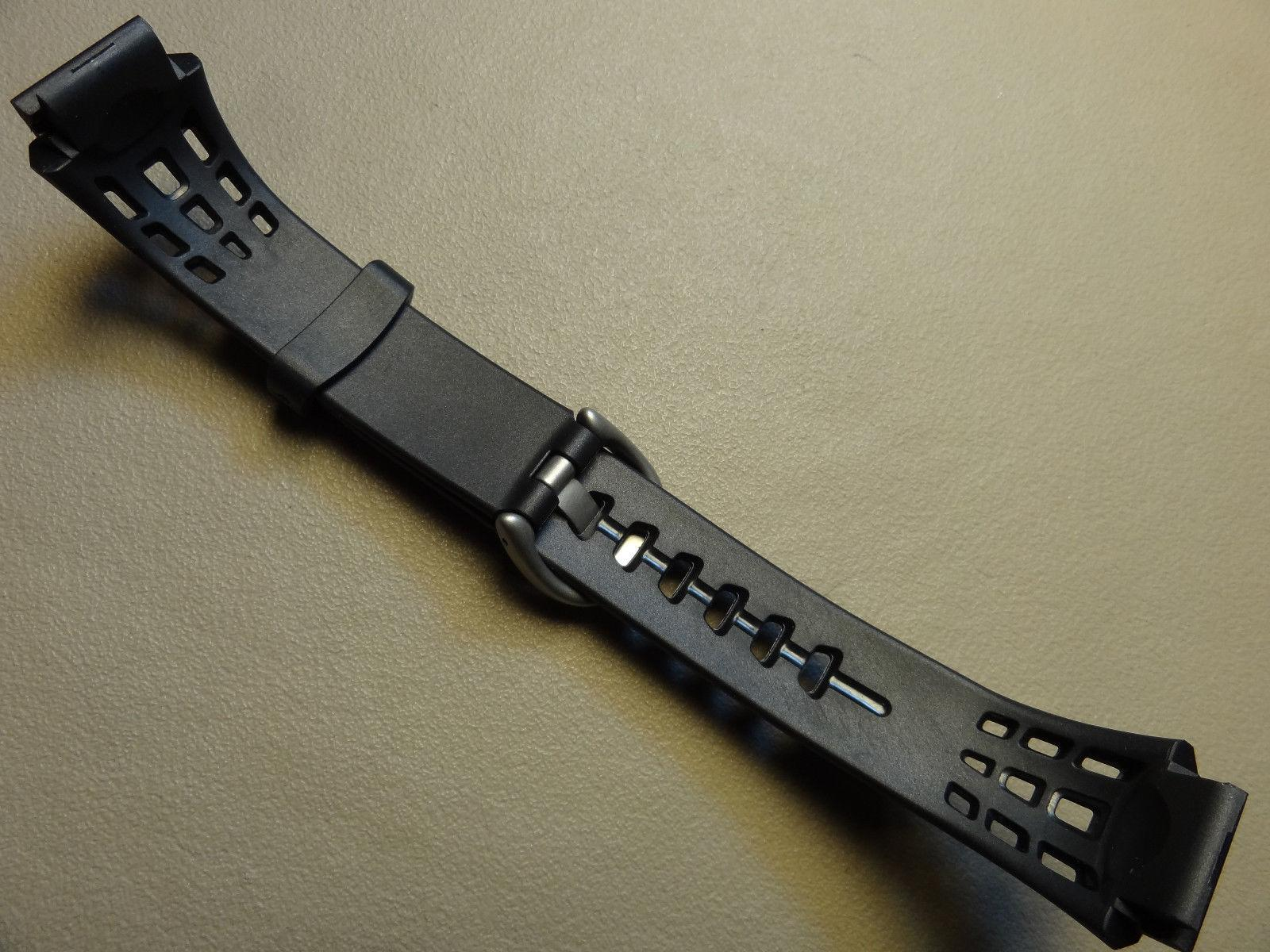 Timex Trainer Fitness Heart Monitor HRM Black Watch Band