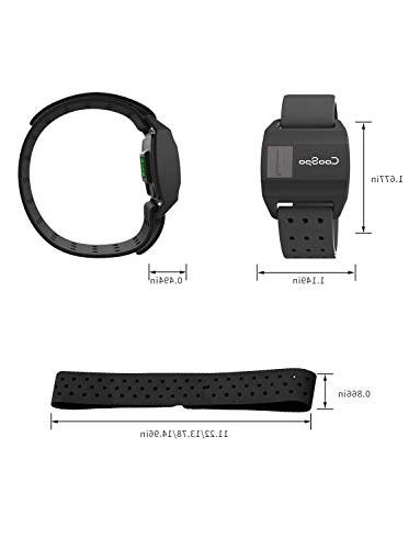 CooSpo Waterproof Armband Rate