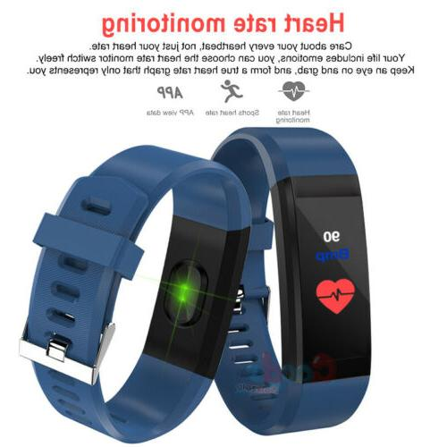 Heart Rate Tracker Monitor