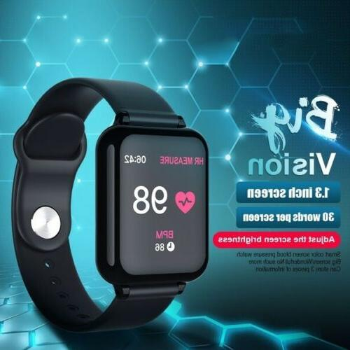 Bluetooth Watch Rate Monitor Sport Fitness