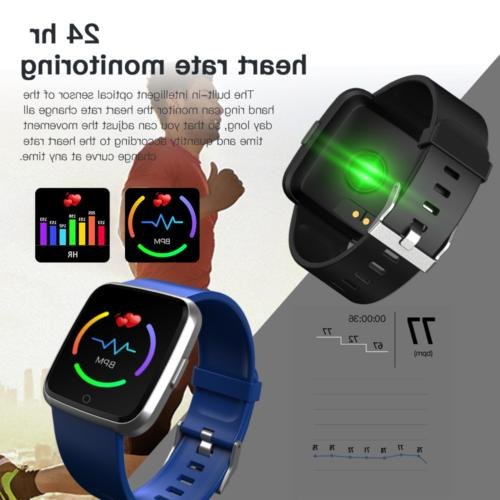 Y7 Smart Heart Rate Monitor