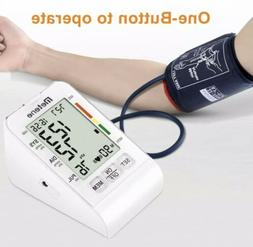 Large Digital Automatic Upper Arm Blood Pressure Heart Rate
