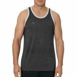 Champion Men's Classic Jersey Ringer Tank Top - 7 NEW COLORS