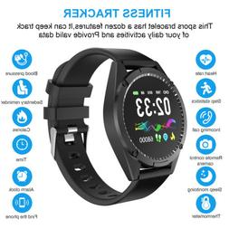 Smart Watch Heart Rate Monitor Fitness Tracker Wristband for