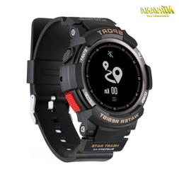 Men's Sport Smart Watch IP68 Waterproof Bluetooth GPS Runnin