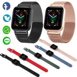 Men Women Smart Watch for Android Phones Compatible with iPh