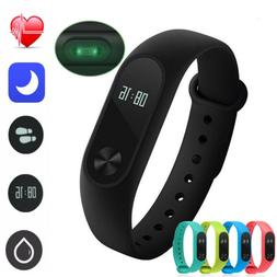 Mi Band 2 Smart Watch with Heart Rate Monitor IP67 Waterproo