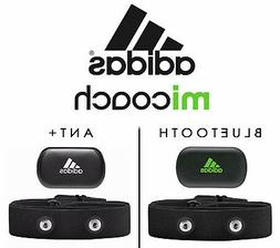 Adidas miCoach ANT+ Bluetooth Heart Rate Monitor for Garmin