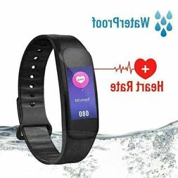 Multifunction Sport Digital Wrist Watch Fitness Heart Rate T