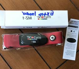Myzone MZ-1 Heart Rate belt / Monitor NEW In Box
