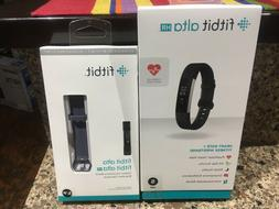 NEW! Fitbit Alta HR Activity Tracker+Heart Rate Black+Extra