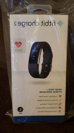 New Fitbit Charge 2  Heart Rate Monitor Fitness Tracker. Bla
