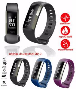 NEW Fitbit Smart Band Heart Rate Blood Pressure Oxygen + Sle