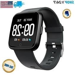 NEW Fitness Tracker With Blood Pressure and Heart Rate Monit