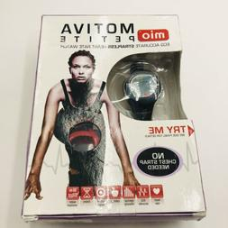 New MIO Motiva Petite Heart Rate Monitor Watch with Calorie