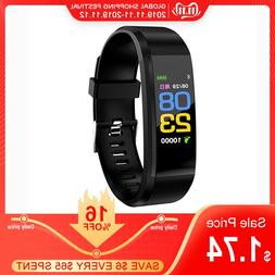 New Silicone Smart Bracelet Wristband <font><b>Heart</b></fo