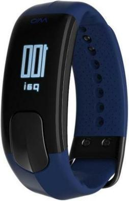 New Mio Slice ALL Day Heart Rate + Activity Tracker Navy Siz
