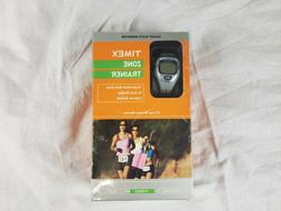 NEW Timex Zone Trainer Heart Rate Monitor FITNESS HEALTH RUN