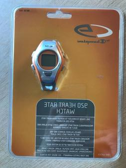 Champion Orange 920 Wristband Watch Heart Rate Monitor with