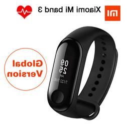 Original Xiaomi Mi Band 3 Smart Watch Heart Rate Monitor Wat