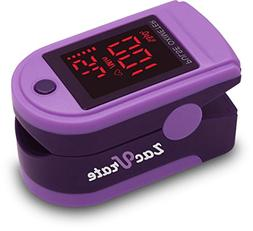 Pro Oxygen Therapy Series CMS 500DL Fingertip Pulse Oximeter