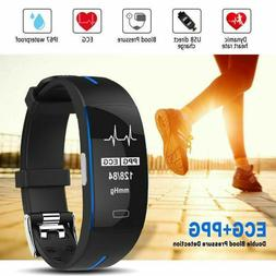 P3 Smart Watch ECG Monitor Blood Pressure Watch Heart Rate S