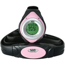 PYLE PHRM38PN Heart Rate Monitor Watch with Minimum, Average