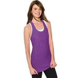 Champion PowerTrain PowerFlex Women's Tank XL Plum Dream Hea