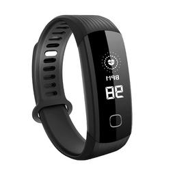 r8 waterproof smart bracelet bluetooth 24hr heart