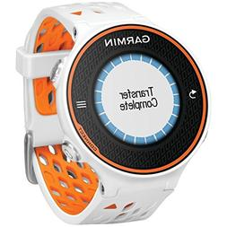 Garmin Forerunner 620 Watch, Orange/White