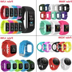 Replacement Silicone Watch Wrist Strap Band for Polar M600 M