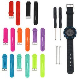 Replacement Silicone Wrist Watch Band Strap for Garmin Forer