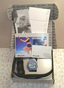 SALE PRICE! NIB Men's Polar Fitness F6 Heart Rate Monitor Wr