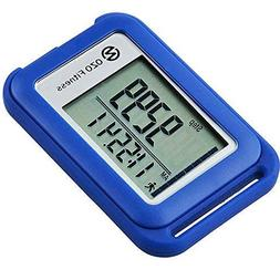 OZO Fitness SC 3D Digital Pedometer | Best Pedometer for Wal