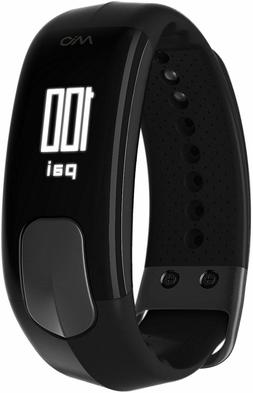 Mio Slice ALL Day Heart Rate + Activity Tracker Black Size S