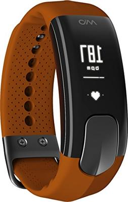 Mio Slice ALL Day Heart Rate + Activity Tracker Sienna Size