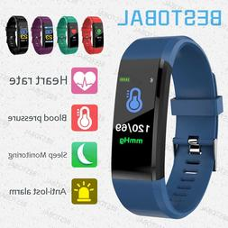 Smart Bracelet Watch Wristband Fitness Tracker Blood Pressur