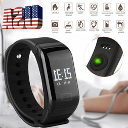Smart Bracelet Wrist Watch Heart Rate Monitor Blood Pressure