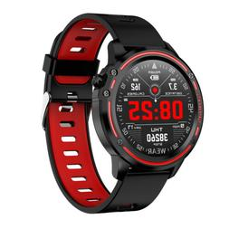 smart watch ecg ppg blood pressure oxygen