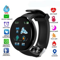 Smart Watch Fitness Sport Activity Tracker Heart Rate Monito