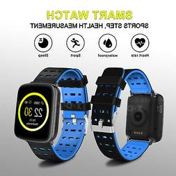 XGODY Smart Watch Heart Rate Exercise Monitor Men Women for