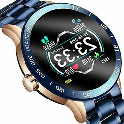 Smart Watch Heart Rate Monitor Blood Pressure Fitness Tracke