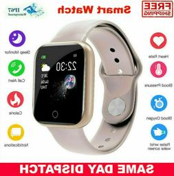Smart Watch Sport Fitness Tracker Step Counter Pedometer Cal
