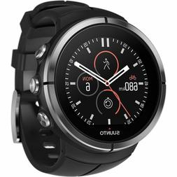 Suunto Spartan Ultra Stealth Chest Heart Rate Monitor Watch
