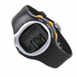 sport pulse heart rate monitor calories counter