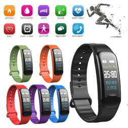 Sports Blood Pressure/Oxygen Heart Rate Fitness Smart Watch