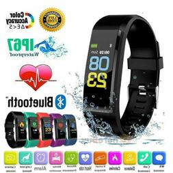 Sports Blood Pressure Oxygen Monitor Heart Rate Smart Wrist