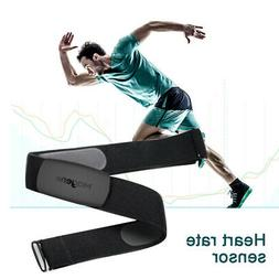 Sports Smart Heart Rate Band Monitor Arm/Chest + Bluetooth 4
